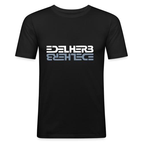 EDELHERB - Männer Slim Fit T-Shirt
