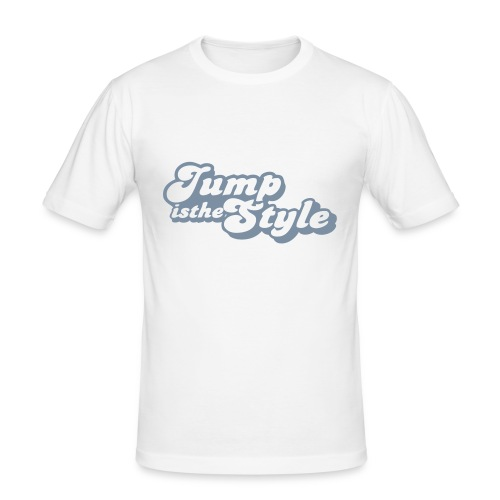 jumpisthestylepimp - Mannen slim fit T-shirt