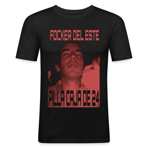 Focker del este - T-shirt près du corps Homme