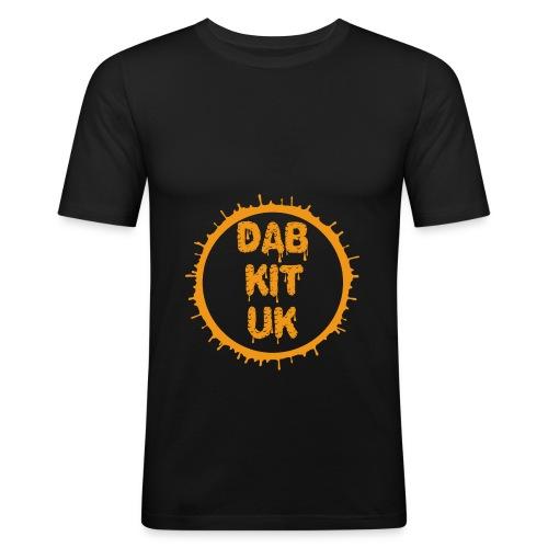 DKUK SOLID LOGO - Men's Slim Fit T-Shirt