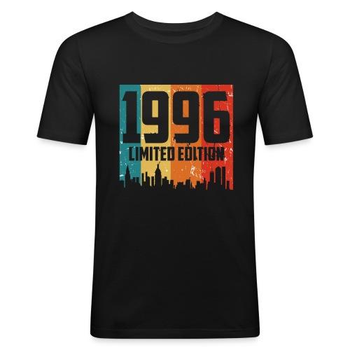 Vintage Geburtstag Limited Edition Jahrgang 1996 - Männer Slim Fit T-Shirt