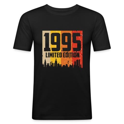 Vintage Geburtstag Limited Edition Jahrgang 1995 - Männer Slim Fit T-Shirt