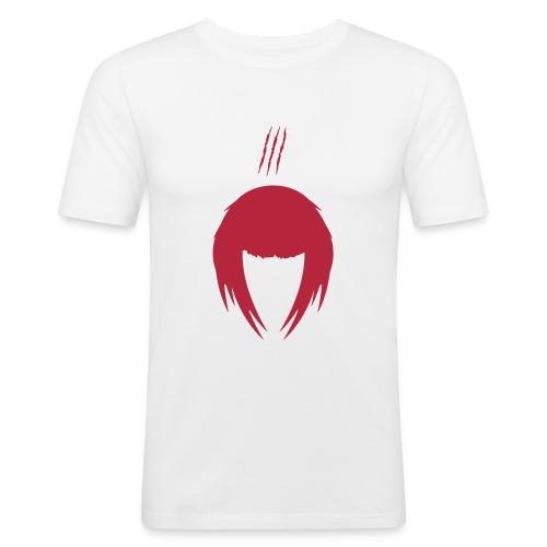 gs5_tshirt_name_face_blac - Men's Slim Fit T-Shirt