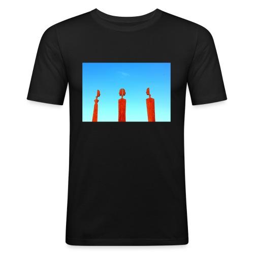Sahara - Men's Slim Fit T-Shirt