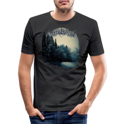 North wind - What once Varit - 2017 - Men's Slim Fit T-Shirt