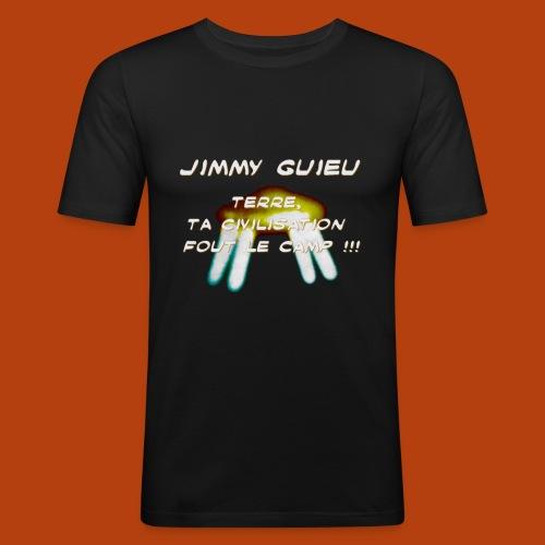 JIMMY GUIEU - T-shirt près du corps Homme