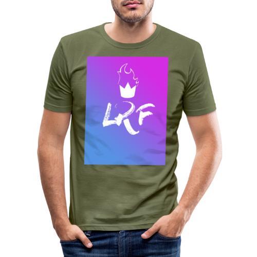 LRF rectangle - T-shirt près du corps Homme