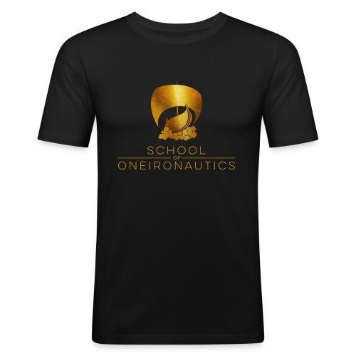 finales logo png - Männer Slim Fit T-Shirt