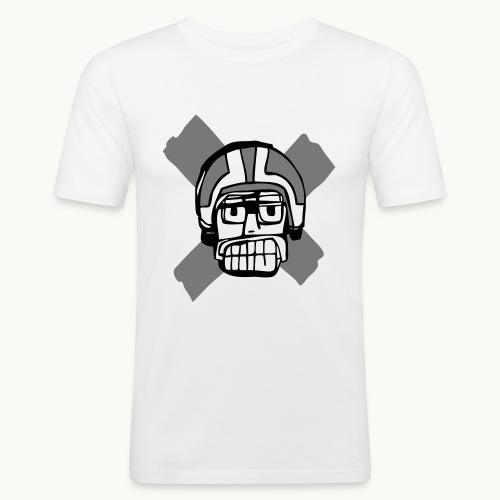 Motard Junior - BlackAndWhite - T-shirt près du corps Homme