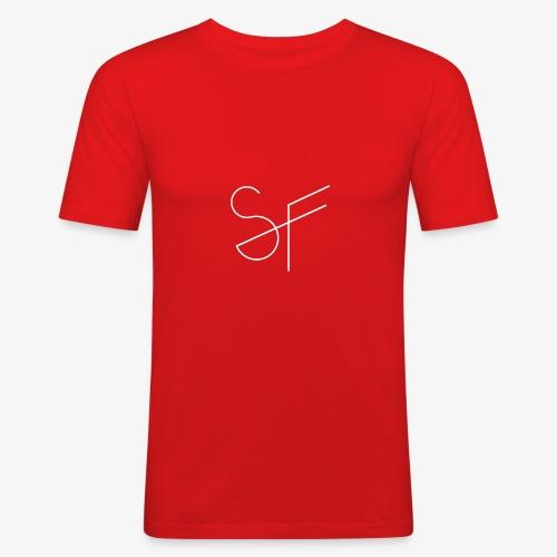SMAT FIT SF BLACK HOMME - Camiseta ajustada hombre