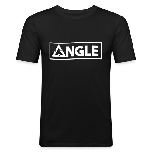 Angle Brand - Maglietta aderente da uomo