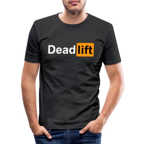 DeadLift X - T-shirt près du corps Homme