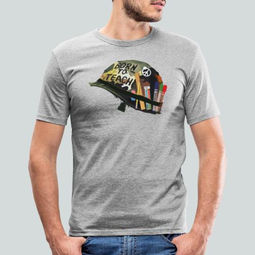 Born to teach - AAS - T-shirt près du corps Homme