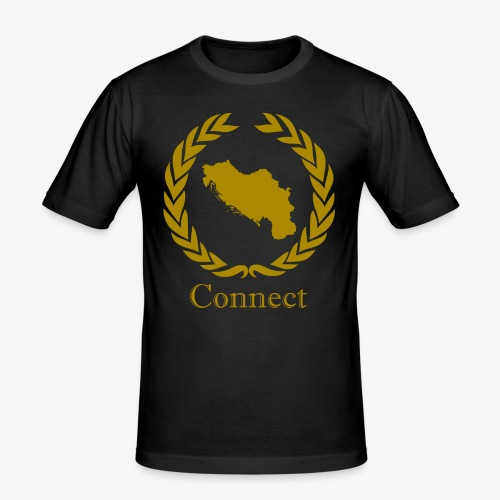 CONNECT COLLECTION LMTD. EDITION - Men's Slim Fit T-Shirt