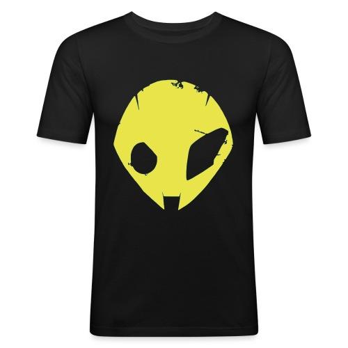 alien s1000rr - Männer Slim Fit T-Shirt