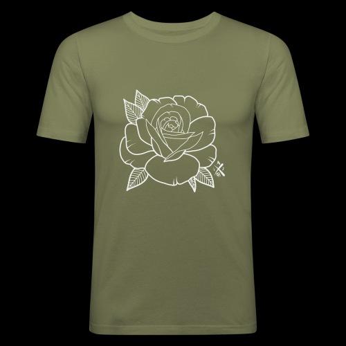 DECDB10F 3576 410A 989C F334F77F45BC - Miesten tyköistuva t-paita