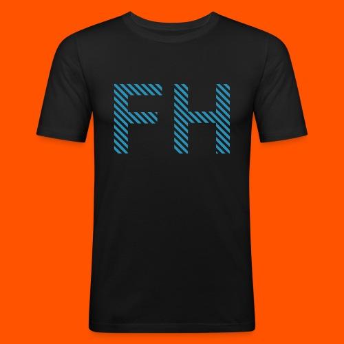 fh vektor - Männer Slim Fit T-Shirt