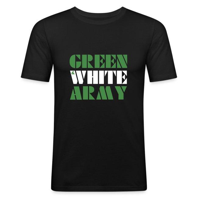 GREEN & WHITE ARMY