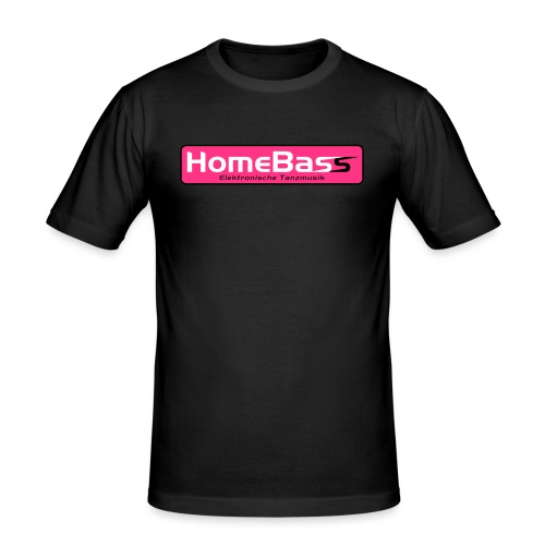 hblogo09 - Männer Slim Fit T-Shirt