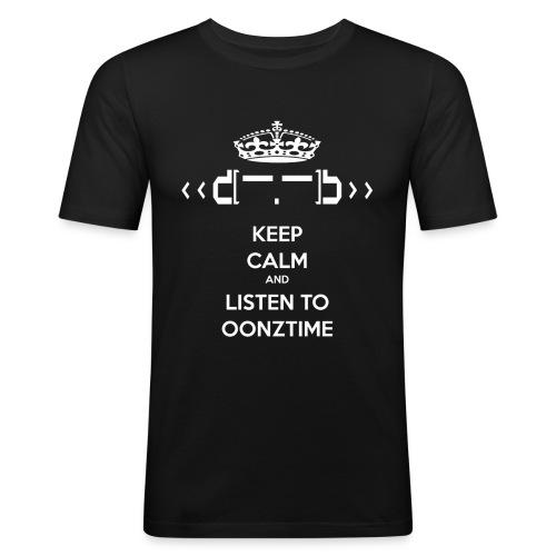 Keep Calm png - Men's Slim Fit T-Shirt