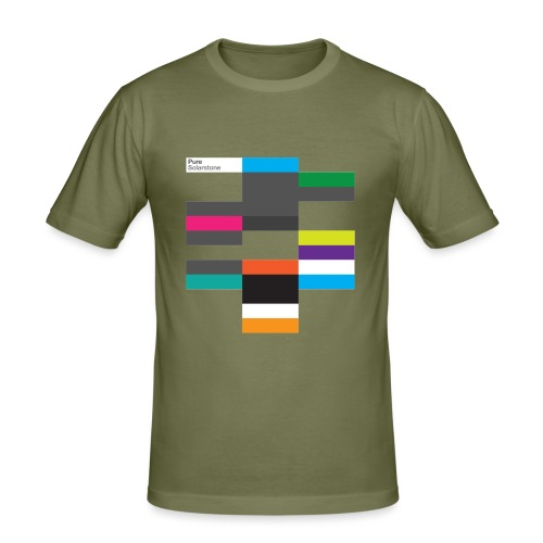 sspure - Men's Slim Fit T-Shirt