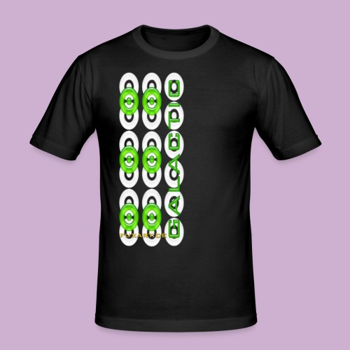 galactic - Männer Slim Fit T-Shirt