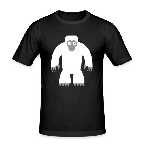 Yeti - Männer Slim Fit T-Shirt