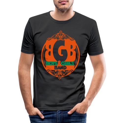 bgbtshi2 - T-shirt près du corps Homme