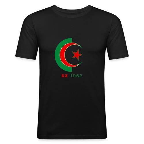 logo 3 sans fond dz1962 - T-shirt près du corps Homme