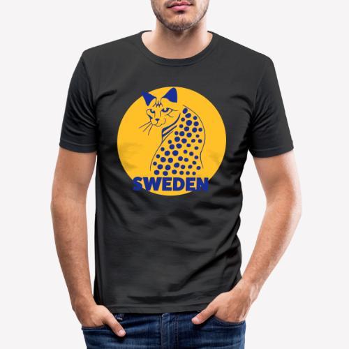 OCICAT SWEDEN - Slim Fit T-shirt herr