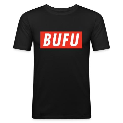 BUFU - Maglietta aderente da uomo