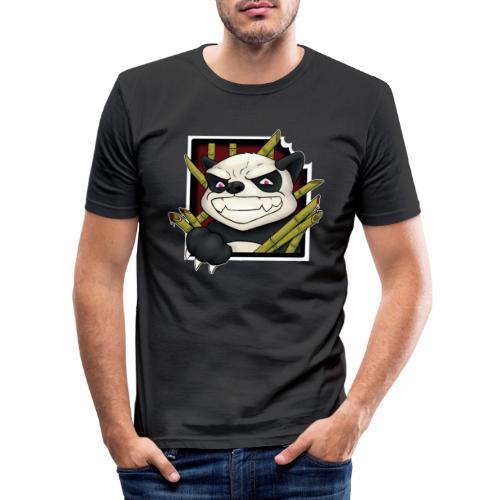 Rainbow Six Siege X iPanda - Men's Slim Fit T-Shirt