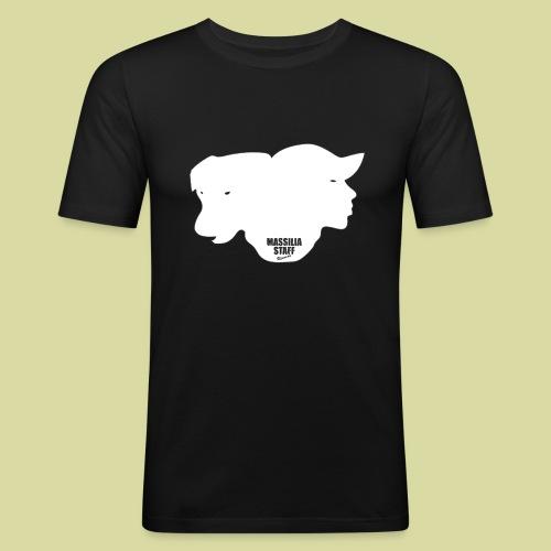 Classik - T-shirt près du corps Homme