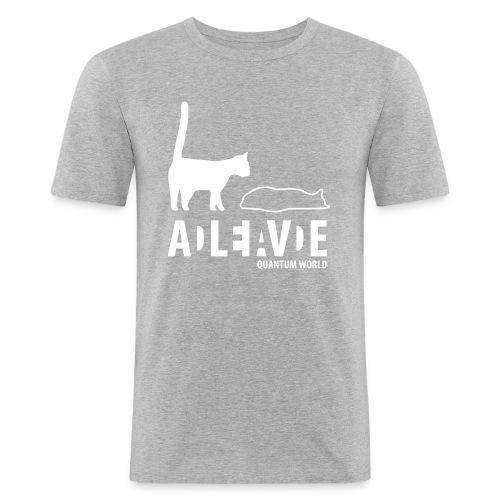 new uncertainty - slim fit T-shirt