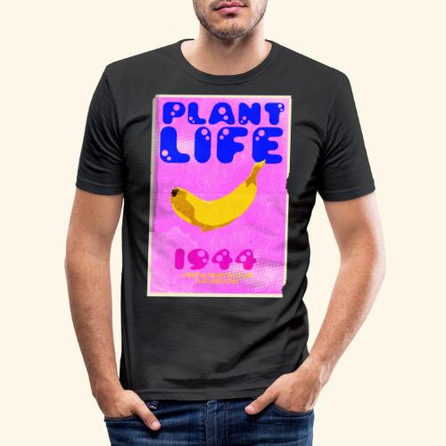 Plant Life - Men's Slim Fit T-Shirt