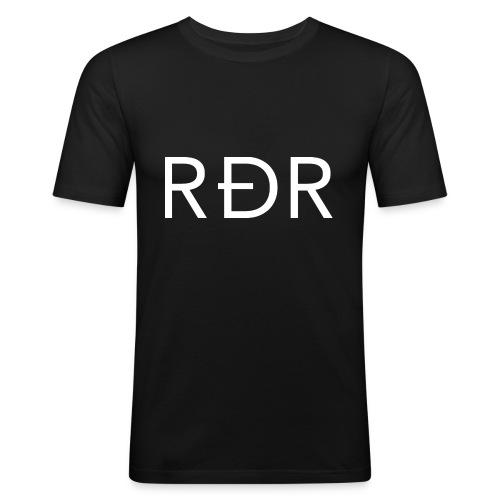 RDR - T-shirt près du corps Homme