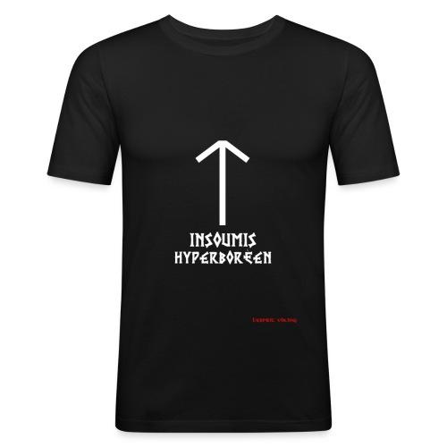insoumisHyperboréen - T-shirt près du corps Homme