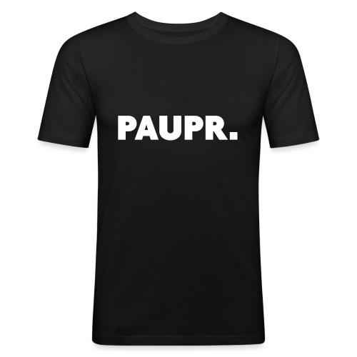 PAUPR. - slim fit T-shirt