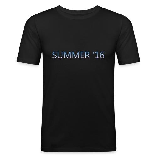 SUMMER 16 t-shirt WOMEN - Men's Slim Fit T-Shirt