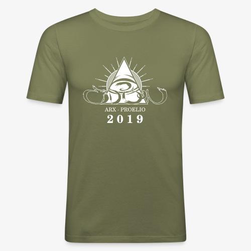Edison 2019: Arx Proelio - Slim Fit T-shirt herr