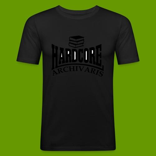 voorkant1 - slim fit T-shirt