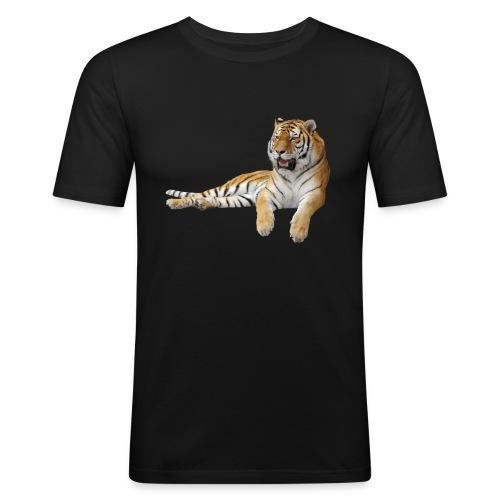 078 - Camiseta ajustada hombre