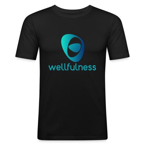 Wellfulness Original - Camiseta ajustada hombre