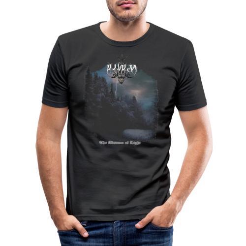 Dislike - The Absence of Light - 2019 - Men's Slim Fit T-Shirt