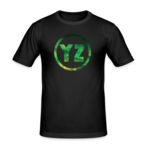 YZ-Mok - Mannen slim fit T-shirt