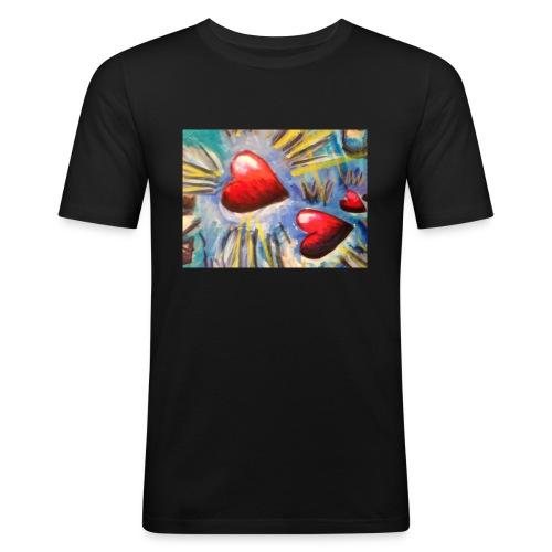 IMG_2493-JPG - Men's Slim Fit T-Shirt