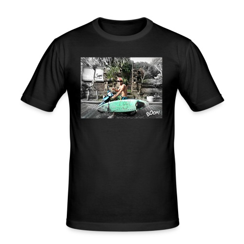 bali - Camiseta ajustada hombre