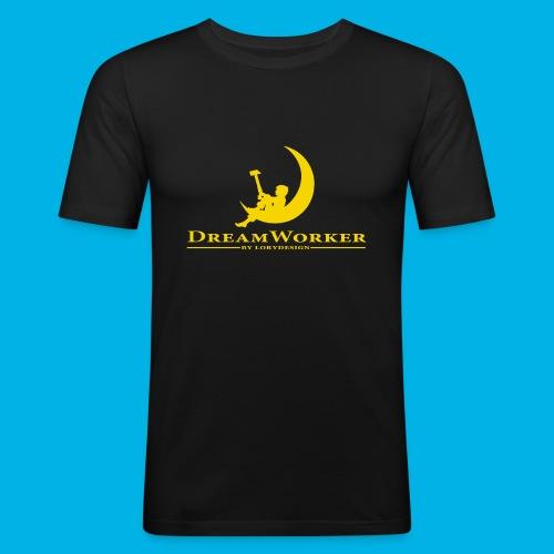 DreamWorker - Uomo - Maglietta aderente da uomo