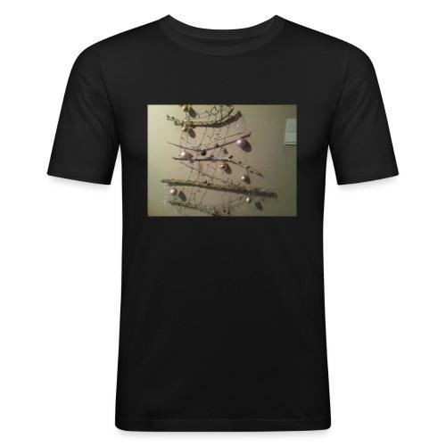 Vive Noël - T-shirt près du corps Homme