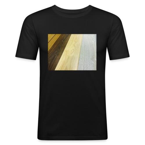 Texturas - Camiseta ajustada hombre